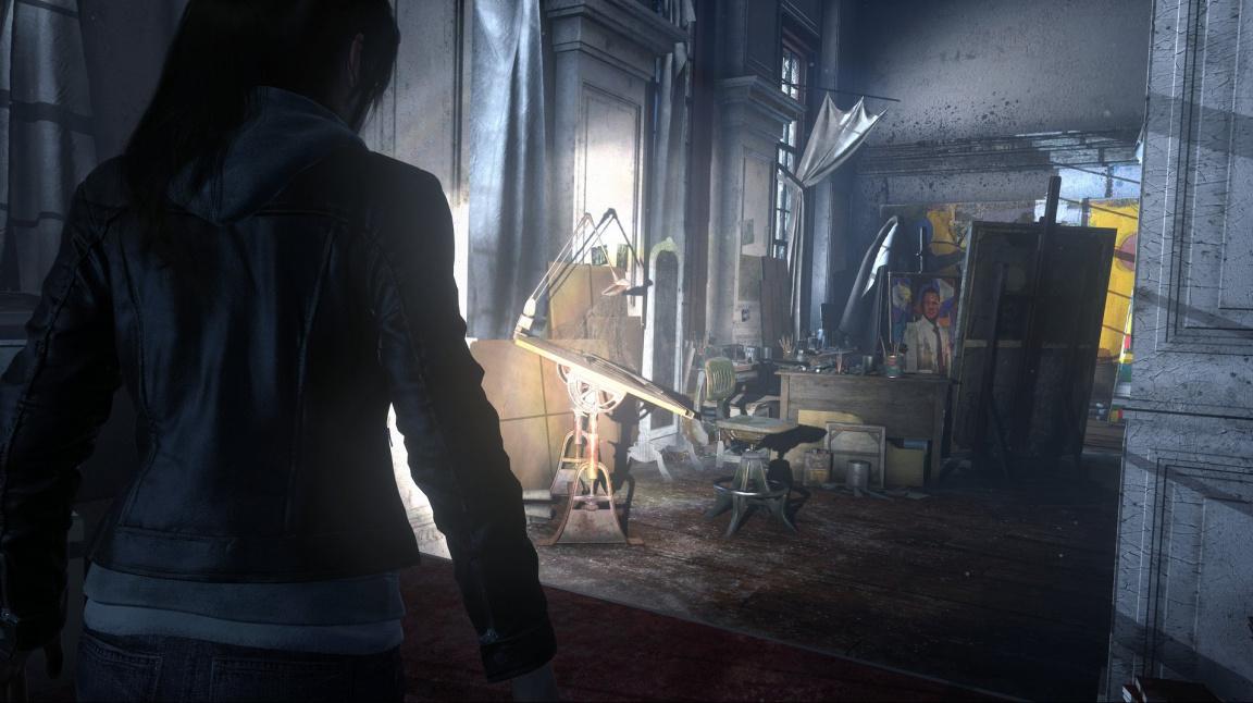 Lařino sídlo z Rise of the Tomb Raider teď můžete prozkoumat ve VR i na PC