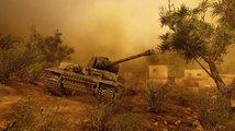 Německý Tiger je hlavním aktérem páté singleplayer kampaně pro konzolové verze World of Tanks