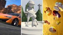 GamesPlay – závodíme, hopsáme a padáme na ústa