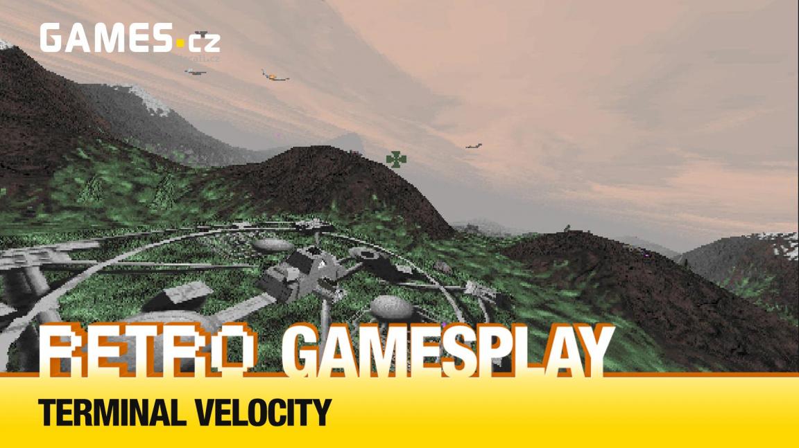 Retro GamesPlay – hrajeme střílečku Terminal Velocity