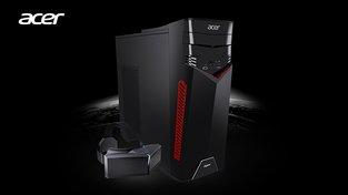 Acer Aspire GX-781: Cenově dostupnější alternativa k Predator desktopům