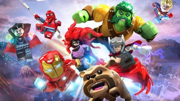 LEGO Marvel Super Heroes 2 - recenze