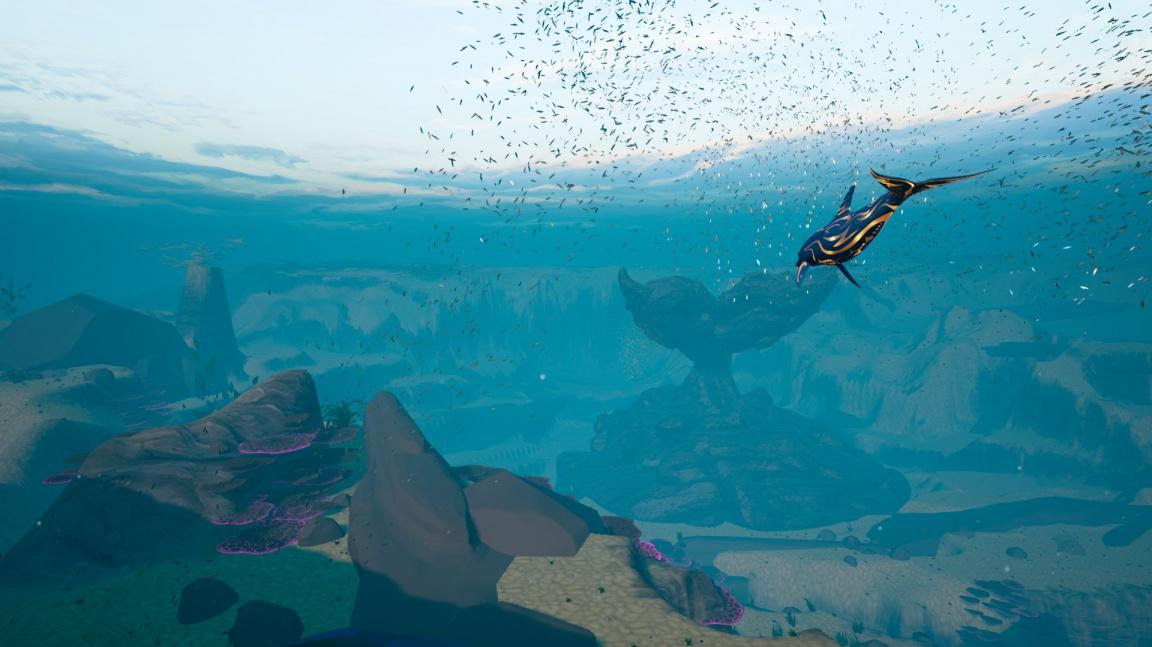 V meditativní Jupiter & Mars v kůži delfínů zachraňujete planetu