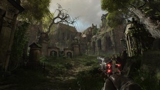 Před rokem oznámená gotická střílečka Witchfire žije, lovíte v ní čarodějnice