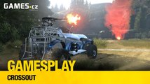 GamesPlay – hrajeme Crossout, akci ve stylu Mad Maxe
