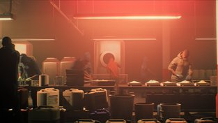 V neo-noirovém RPG Living Dark má každý váš krok dopad na ostatní obyvatele města