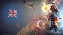 Bitva o Gallipoli je tu, už můžete hrát DLC Turning Tides pro Battlefield 1