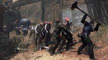 Zítřek patří zombíkům a opevněným základnám. Vychází Metal Gear Survive