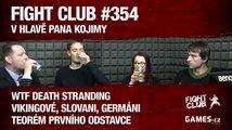 Fight Club #354: V hlavě pana Kojimy