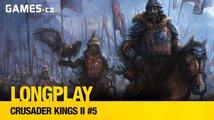 LongPlay - Crusader Kings II: Čeněk Bulharobijec