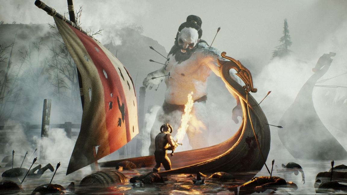 Vy, klan kamarádů a konec světa. Rune: Ragnarok ukazuje nový trailer