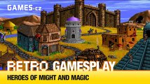 Retro GamesPlay – hrajeme legendární strategii Heroes of Might and Magic