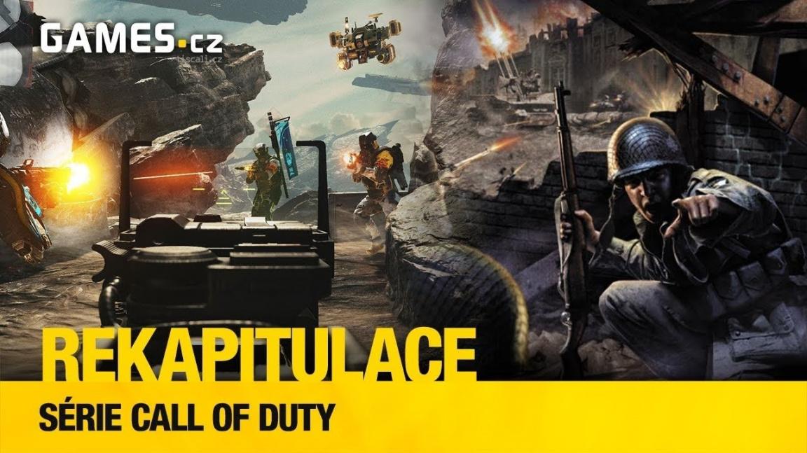 Rekapitulace: čtrnáct let války s Call of Duty