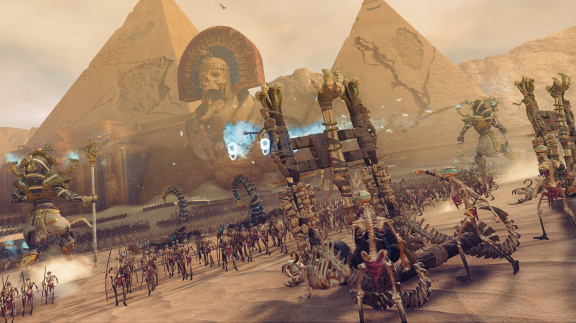 Total War: Warhammer II - Rise of the Tomb Kings – recenze