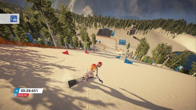 Steep: Road to Olympics