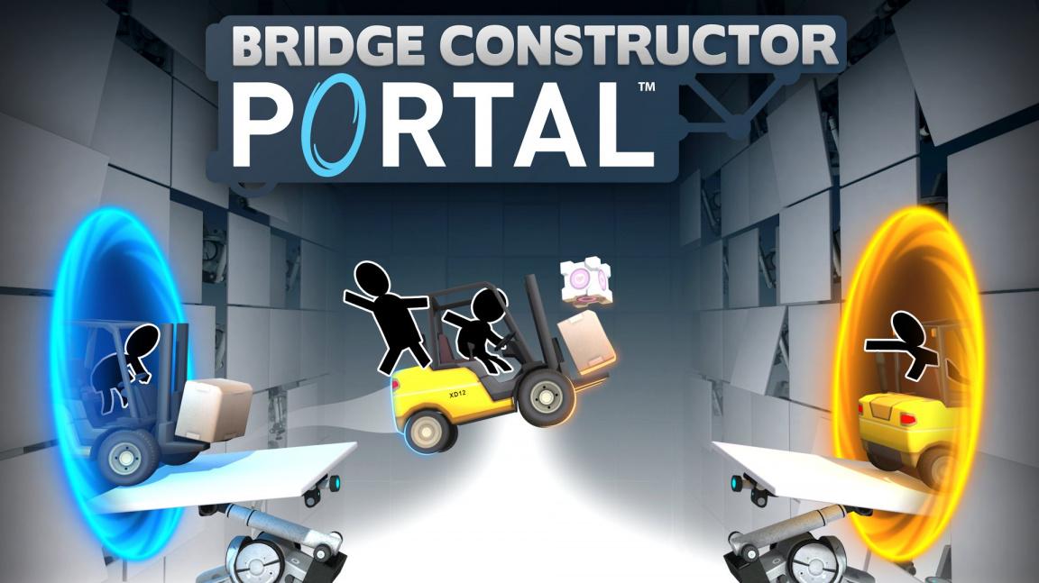 Mosty jsou lež v právě vydaném Bridge Constructor Portal