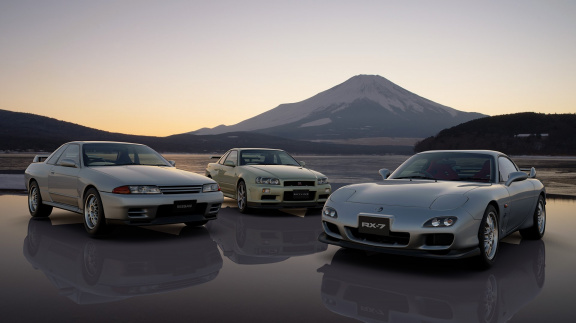 Vánoční update rozšiřuje Gran Turismo Sport o nový mód, auta i trať