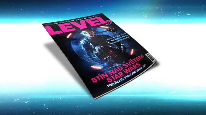 Nový LEVEL 281 pitvá Star Wars a loot boxy