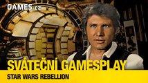 Sváteční GamesPlay: Star Wars Rebellion (...se spoustou spoilerů)