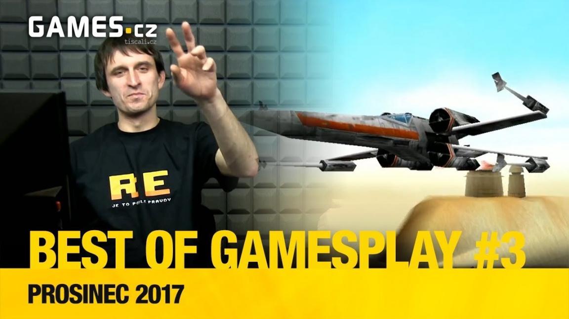 Best of GamesPlay #3 – prosinec