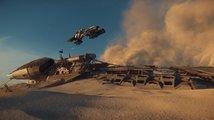 Tvůrci Star Citizen se brání, požadují zamítnutí žaloby od Cryteku