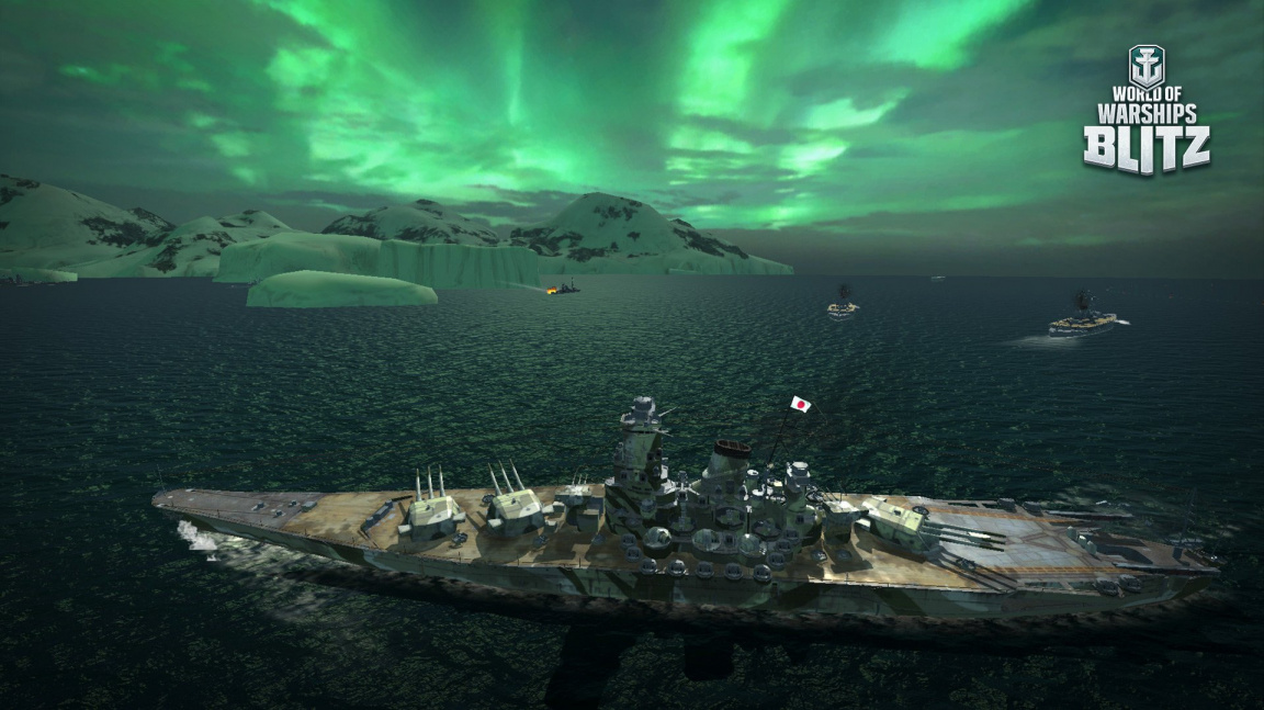Bitvy obřích kolosů z World of Warships se přesouvají na displeje mobilů a tabletů