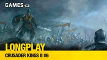 LongPlay – Crusader Kings II: čekání na smrt
