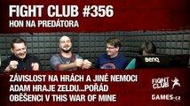 Fight Club #356: Hon na predátora