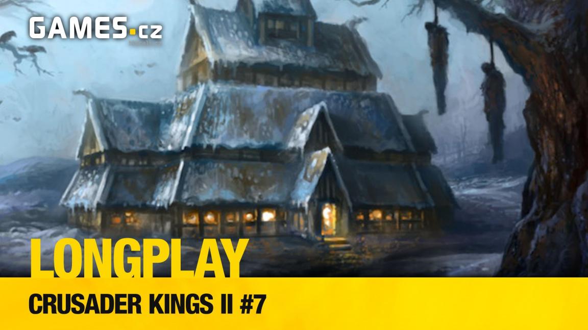 Longplay – Crusader Kings II #7: jaký otec, takový syn