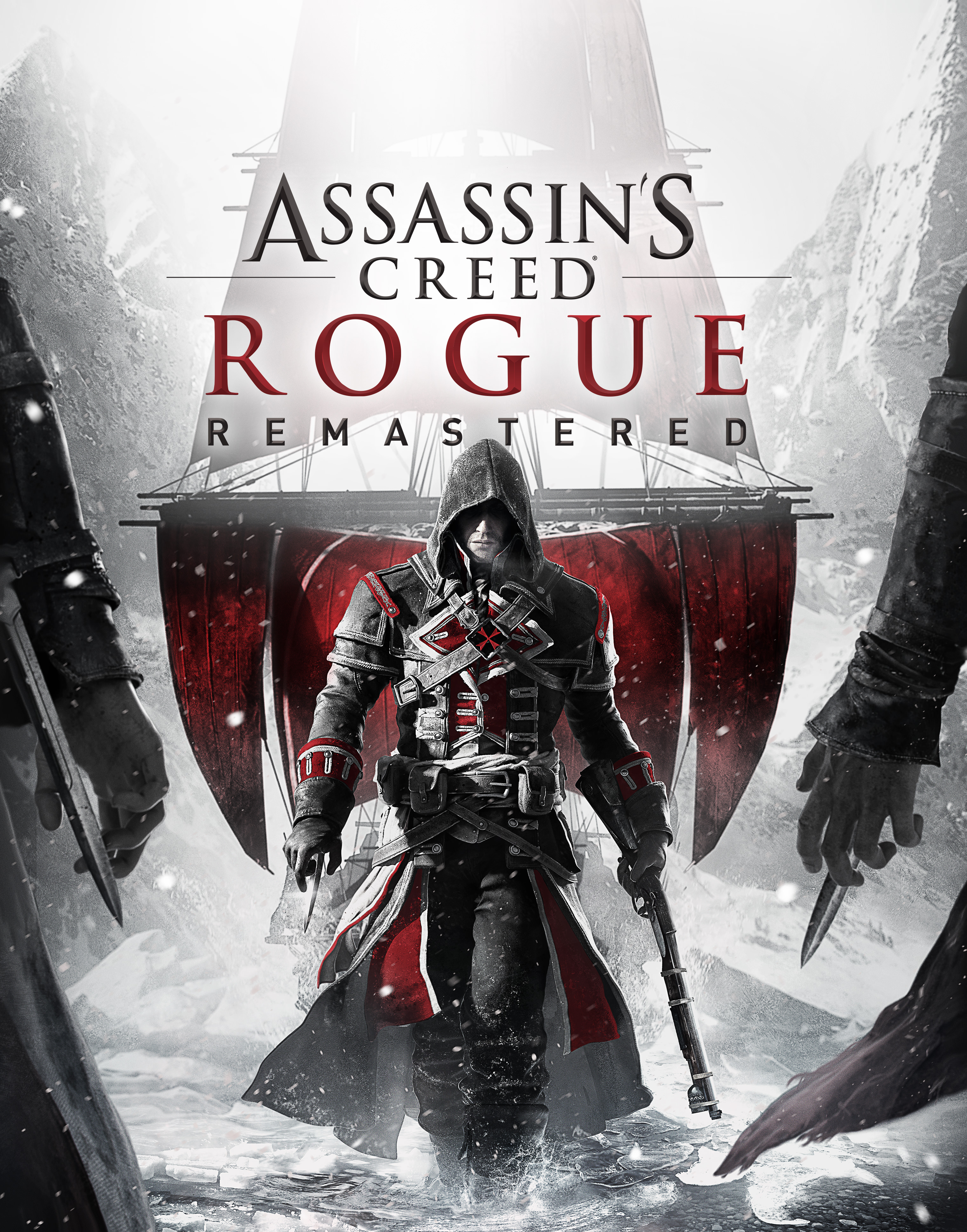 Assassin's Creed Rogue Remastered