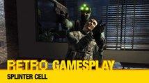 Retro GamesPlay – hrajeme stealh akci Splinter Cell z roku 2002