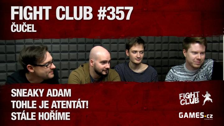 Fight Club #357: Čučel