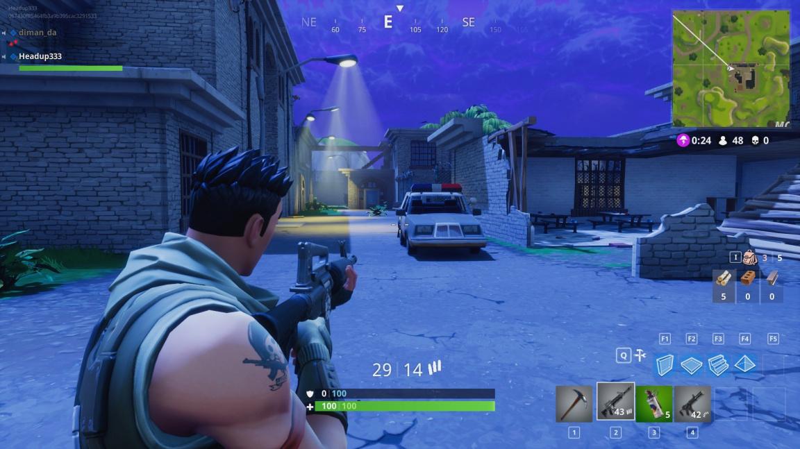 Fortnite: Battle Royale - dojmy z hraní