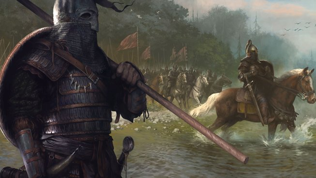 Kingdom Come: Deliverance - Crossing the river