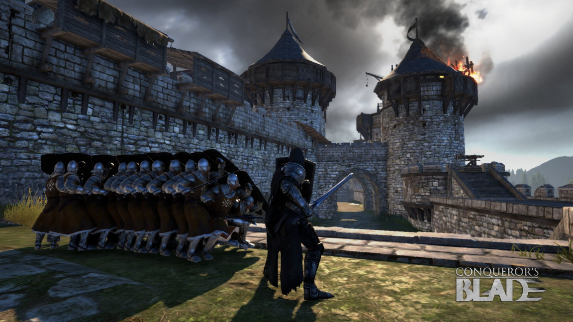 Conqueror's Blade – dojmy z hraní bety