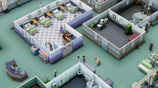 Two Point Hospital navazuje na odkaz oblíbené Theme Hospital