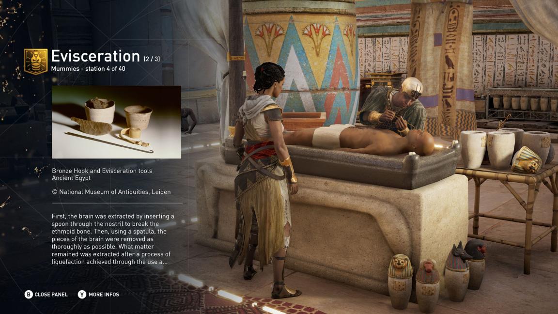 Discovery Tour mění svět Assassin's Creed Origins v krásnou, klidnou procházku historií