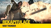 Rekapitulace War Thunder