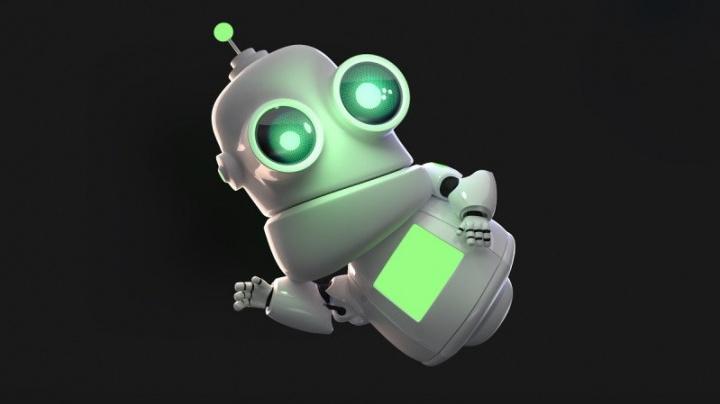 Digitální tržiště Robot Cache umožní prodávat hry ze své knihovny