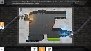 Bridge Constructor Portal - recenze