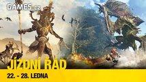 Jízdní řád na další týden – Total War, lovci obřích monster i vlakový tycoon