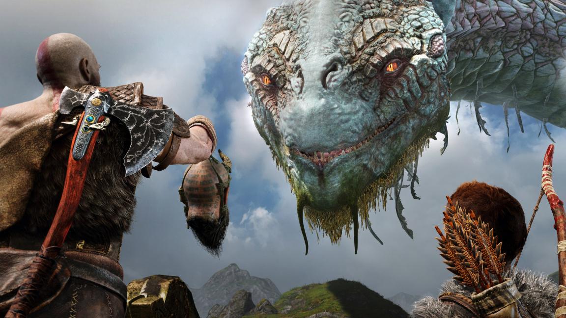 God of War vyjde 20. dubna