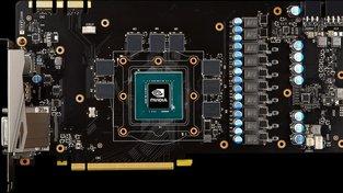 MSI GTX 1070 Ti Gaming PCB