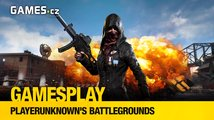 GamesPlay – hrajeme fenomén PlayerUnknown's Battlegrounds