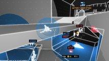 Vektorová střílečka Deceiver nabídne parkour a pavoučí drony