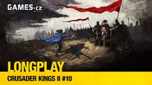 LongPlay – Crusader Kings II #10: Konec první řady