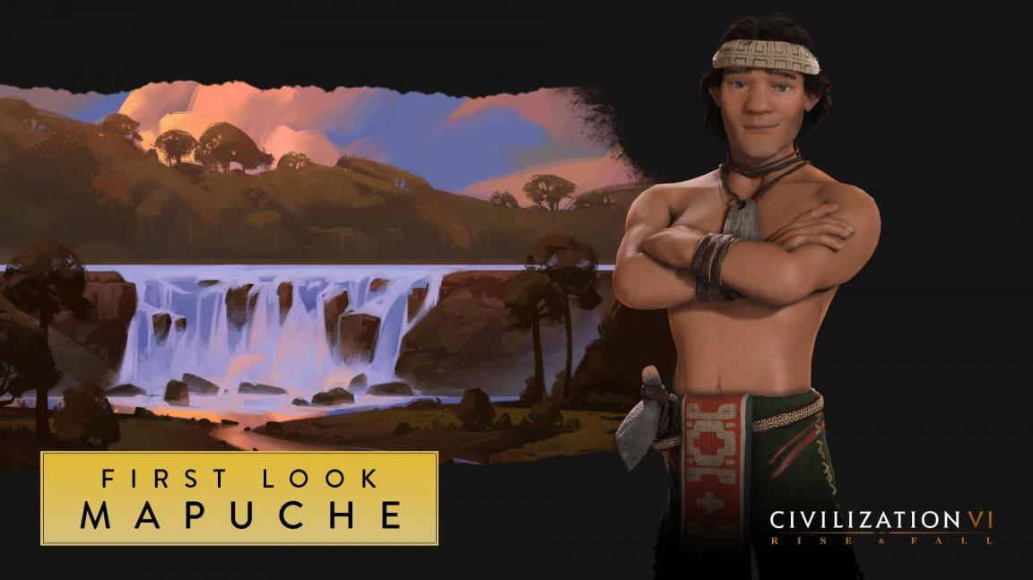 Skotska se v šesté civilizaci ujme král Robert, indiánského etnika Mapučů zase vůdce Lautaro