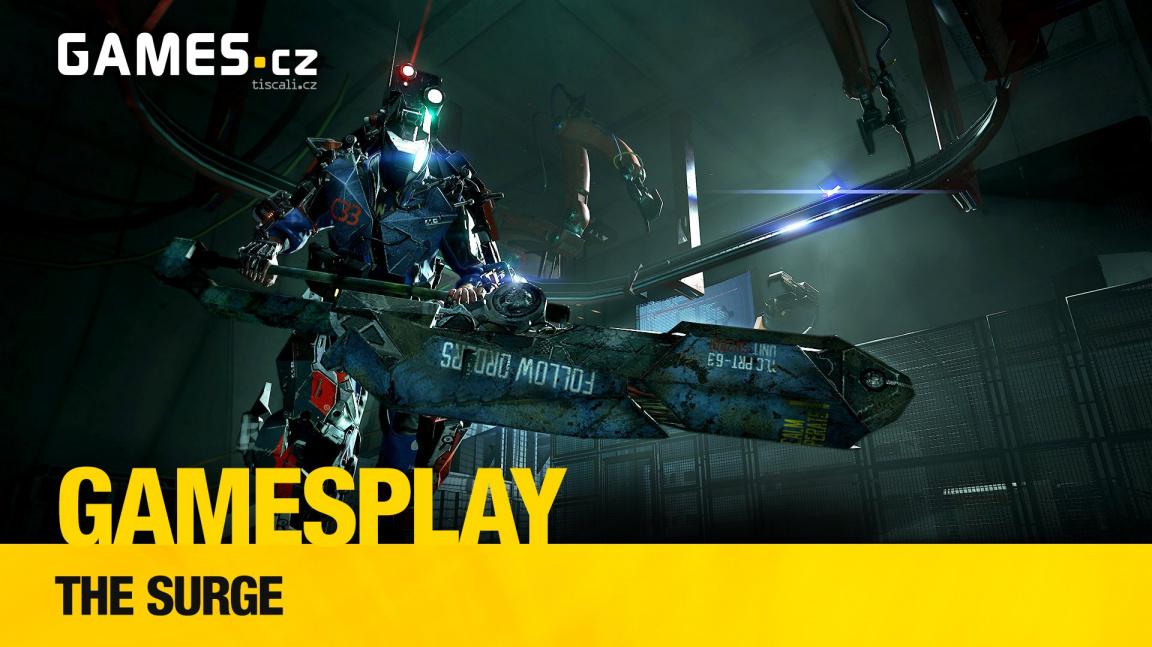 Čtenářský GamesPlay – The Surge