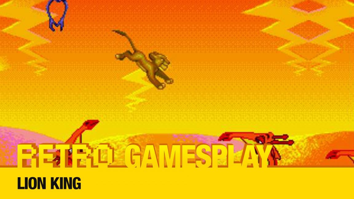 Retro GamesPlay – hrajeme adaptaci Lvího krále