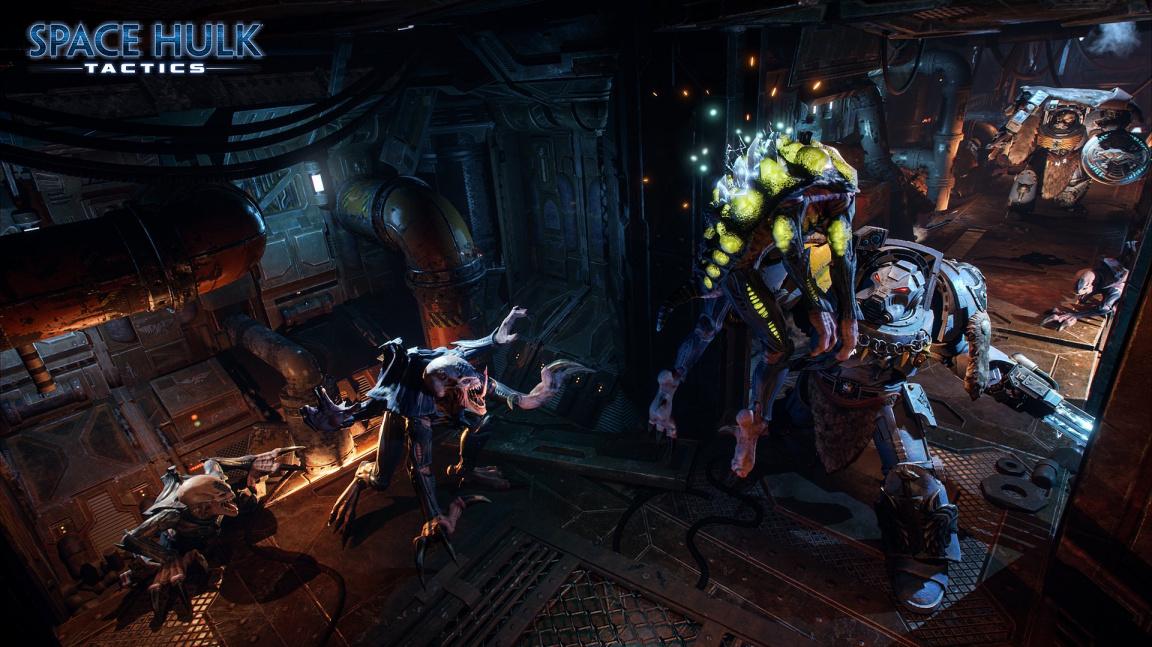 Space Hulk: Tactics spouští předobjednávky spolu s uzavřenou betou